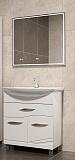 Мебель для ванной Vigo 5 звезд Martina 75 см белый