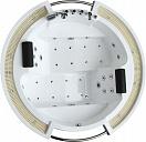 Акриловая ванна Gemy G9060 K 210x210 см