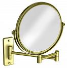Зеркало косметическое Timo Nelson 160076/02 антик