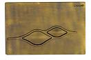 Кнопка смыва Creavit Ufo GP1007.00 бронза