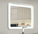 Зеркало Relisan Anita 120x80 см, с подсветкой