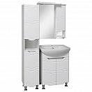 Мебель для ванной Руно Стиль 65 белый