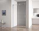Душевая дверь Cezares STYLUS-SOFT-BF-1-150-C-Cr 150x195 прозрачная