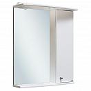 Зеркальный шкаф Руно Ирис 60 R белый (снято с производства)