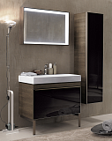 Мебель для ванной Keramag Citterio 88 см темный дуб