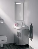 Мебель для ванной Geberit Renova Compact угловая, белый матовый