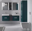 Мебель для ванной Jacob Delafon Reve 57 см белый бриллиант (снято с производства)