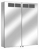Зеркальный шкаф Keuco Royal T1 65 см  хром