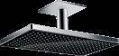 Верхний душ Hansgrohe Rainmaker Select 460 1jet 24002600 черный/хром