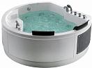 Акриловая ванна Gemy G9063 K 185x183 см