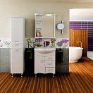 Мебель для ванной Руно Бриз 65 белый (снято с производства)