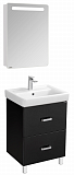 Мебель для ванной Акватон Америна 60 Н, черный