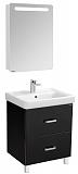 Мебель для ванной Акватон Америна 70 Н, черный