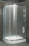 Душевой уголок Cezares Anima 120x90 ANIMA-W-RH-2-120/90-P-Cr-R правый, рифленый
