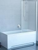Шторка для ванны Ravak Pivot PVS1-80 белый