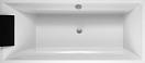 Квариловая ванна Villeroy&Boch Squaro 180x80 см, арт. UBQ180SQR2V-01