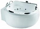 Акриловая ванна Gemy G9088 K 185x185 см