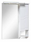 Зеркальный шкаф Руно Стиль 60 R белый (снято с производства)