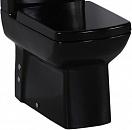 Чаша для унитаза Creavit Lara LR360-11SI00E-0000 черный