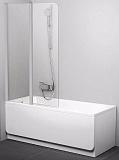 Шторка для ванны Ravak Chrome CVS2-100 L сатин