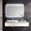 Мебель для ванной Keramag MyDay 115 см смеситель слева, белый