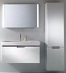 Мебель для ванной Jacob Delafon Reve 79 см 2 ящика, белый бриллиант (снято с производства)