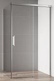 Душевой уголок Cezares Duet-Soft 100x100 DUET SOFT-A-1-100/100-C-Cr-R прозрачный, правосторонний