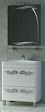 Мебель для ванной Vigo 5 звезд Olivia 70 см, 2 ящика