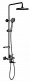 Душевая стойка Timo Beverly SX-1060/03 черный матовый