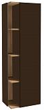 Шкаф пенал Jacob Delafon Terrace 50 см R ледяной коричневый