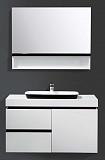 Мебель для ванной Orans BC-6019-1000 100 см белый