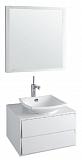 Мебель для ванной Jacob Delafon Escale 60 см белый бриллиант