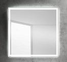 Зеркало BelBagno SPC-GRT-600-600-LED-BTN 60x60 см кнопочный выключатель