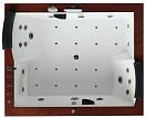 Акриловая ванна Gemy G9052 II O L 186x151 см